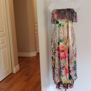 Lapis Beautuful Dress One Size Large